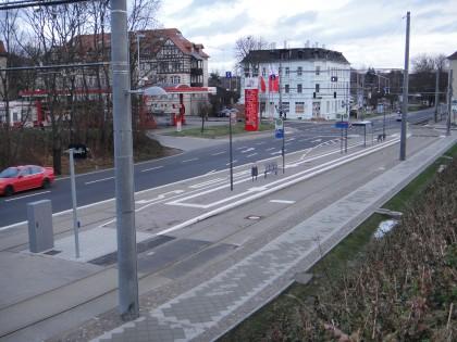 Haltestelle Pittlerstraße
