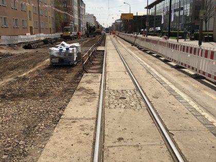 Stadtbahnprogramm Halle (Saale), Vorhaben 14.1 Merseburger Straße Nord