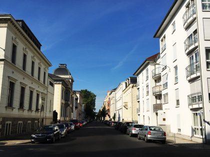 Straßenbau Gustav-Adolf-Str.