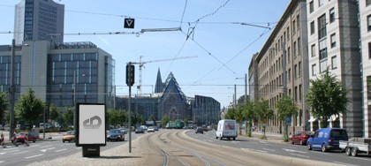 Umgestaltung Johannisplatz