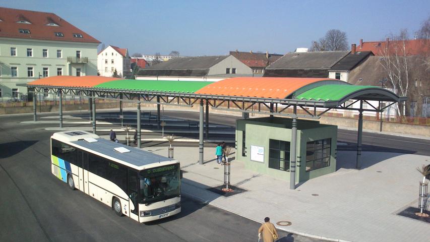 Busbahnhof Oschatz